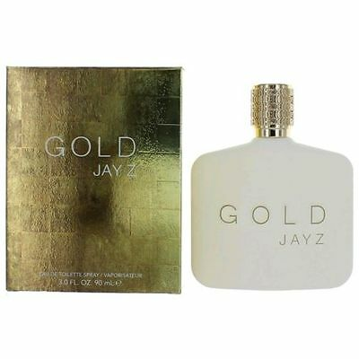 Jay Z Gold By Jay Z 3 0 Oz Edt Cologne For Men New In Box