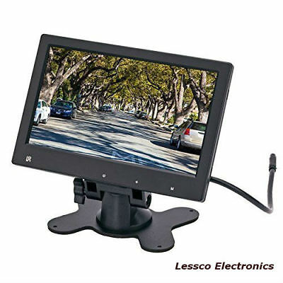 """Accele LCDP7HDMI 7"""" TFT LCD Monitor with HDMI Input 800 x 480 Resolution A/V , used for sale  Shipping to India"""
