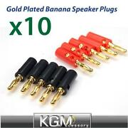 4mm Banana Plugs