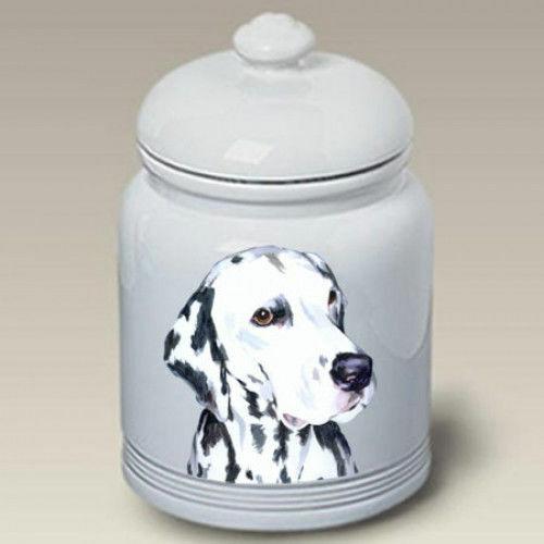 Dalmatian Ceramic Treat Jar BVV 23009