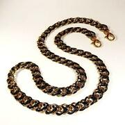 Replacement Gold Chain Purse Strap