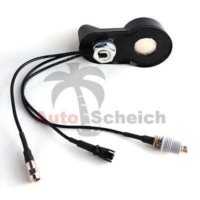 Antenne Dachantenne für VW Triplex Stabantenne Antennenfuss GPS GSM RAKU 2 Navi