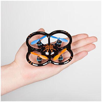 Mini 2.4GHz Remote Control Quadcopter Drone Toy (Black, Small)