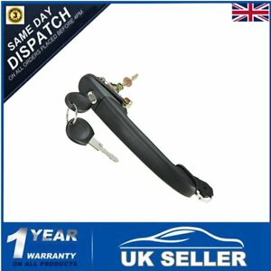 Front Right Side Driver Door Handle Lock Keys for Ford Galaxy  VW Polo Sharan