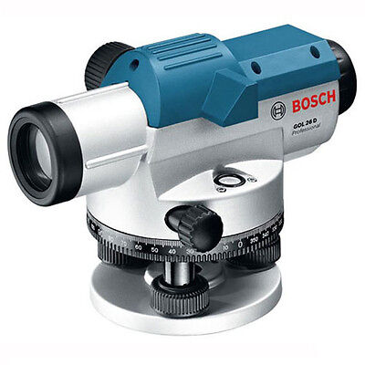 Bosch Gol 26d Auto Optical Level Outdoor Robust Survey Tool 26x1.6mm 30m -ems-