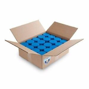 Kids 4 oz Blue Ice Hockey Pucks, Buy in Bulk and Save Sold in packs of 10 , 25 , 50 , or 100