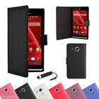 Mobile Phone Flip Cases for Sony Xperia SP