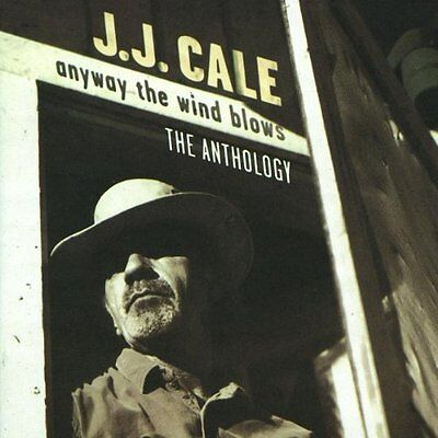 J.J. CALE - ANYWAY THE WIND BLOWS: ANTHOLOGY 2 CD ALBUM SET