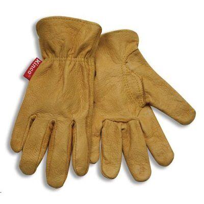 (Kinco 94-C Child's Grain Pigskin Leather Driver Gloves)