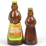 Mrs Butterworth Bottle
