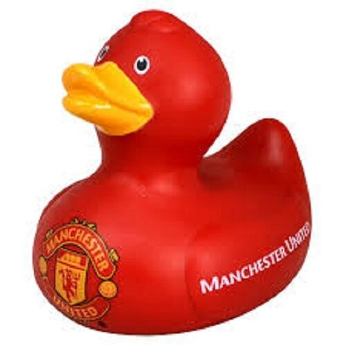 Manchester United Bath Time Duck