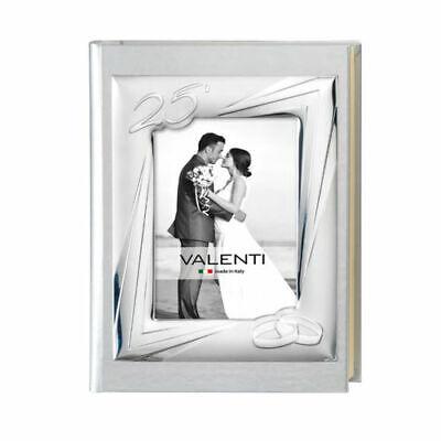 Álbum de Fotos Valenti Regalo Boda Plata 25 Aniversario Matrimonio 25 30