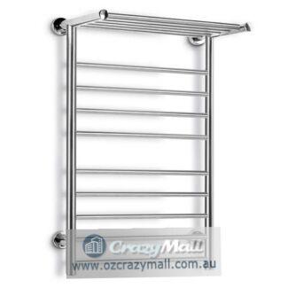 14 Heated Bars Wall Mount Electric Heated Towel Rail