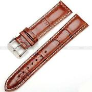 Replacement Leather Watch Band