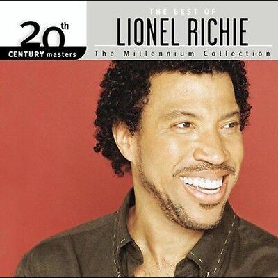 Lionel Richie   20Th Century Masters  Millennium Collection  New Cd  Jewel Case