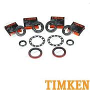 Landcruiser Wheel Bearings