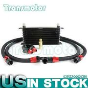 Nissan Oil Cooler