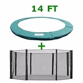 12f Trampoline replacement Net and Pad - Brand new from Green Bay