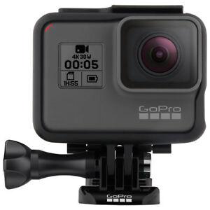 GoPro HERO5 and 100GB MicroSD (Black, Waterproof, 4K Camera)