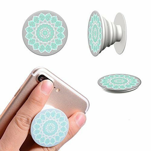Pop Up Socket Phone Grip Stand Collapsible Expandable iPhone Android