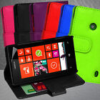 Mobile Phone Wallet Cases for Nokia Lumia 520