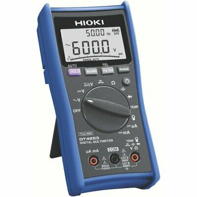 Hioki Hioki Digital Multimeter Instrumentation Dcma Temperature Range