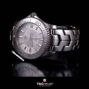 Genuine TAG HEUER LINK Men's Silver Dial 200M Professional Sydney Region Preview