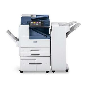 Only 1k Pages Xerox Altalink B8075 Monochrome Photocopier High Speed 75 PPM Printer Scanner Copy Machine 11x17