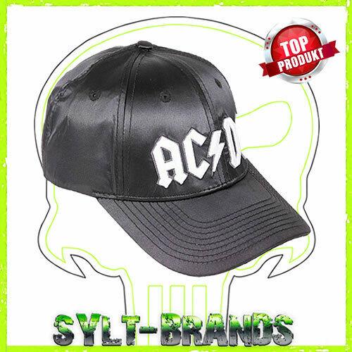 AC/DC Baseballcap Kappe Basecap Snapback Cap Beanie Mütze Gorra Hat Hut Caps