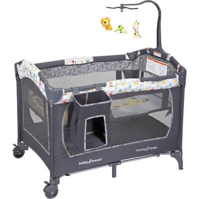 Baby Bassinet Crib Infant Bed Nursery Cradle Sleeper Newborn Playpen Beddin