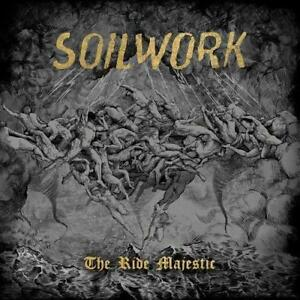 Soilwork - The Ride Majestic (2015), CD, Neu & sealed  - Hamburg, Deutschland - Soilwork - The Ride Majestic (2015), CD, Neu & sealed  - Hamburg, Deutschland