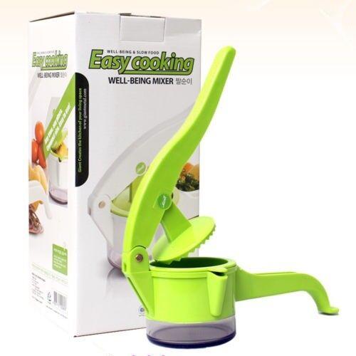 hand press manual citrus fruit juicer new