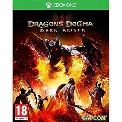Dragons Dogma Dark Arisen HD Xbox One - Nuevo y Sellado de Fábrica Gb Pal segunda mano  Embacar hacia Argentina