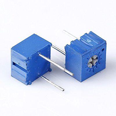 10pcs 20k Ohm 3362p-203 3362 P Trim Pot Trimmer Potentiometer