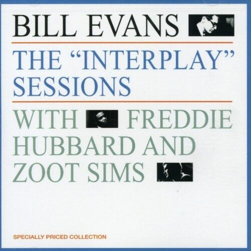 Bill Evans - Interplay Sessions [New CD] Rmst