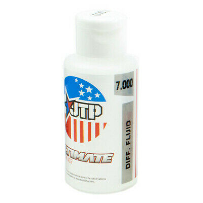 Ultimate Jtp Aceite Silicona Diferencial 7000 (7.000) 75ml 1:8 Buggy JTP07000