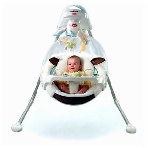 Fisher-Price My Little Lamb Swing London Ontario image 1