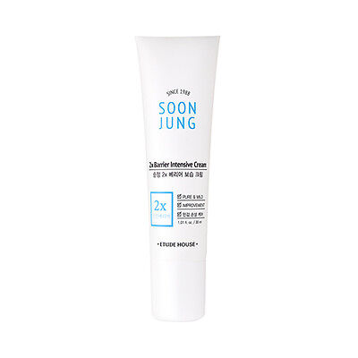 [ETUDE HOUSE] Soon Jung 2x Barrier Intensive Cream - 30ml