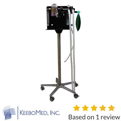 Veterinary Animal Anesthesia Machine Isoflurane Vaporizerhigh Qualitykeebomed