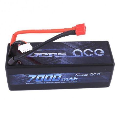 Gens Ace 4S 7000mAh 14.8V 60C LIPO BATTERY RC8 TRUGGY VORZA