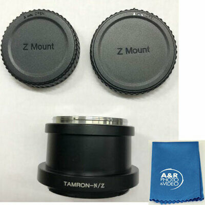 Adaptador Para Tamron Adaptall I II Objetivo Nikon Z Montaje Z6 Z7...