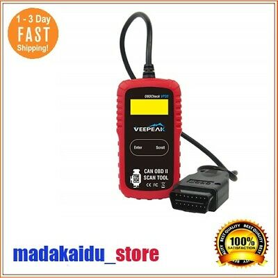 Car OBD2 Scanner Computer Code Reader Best Diagnostic For All Tools
