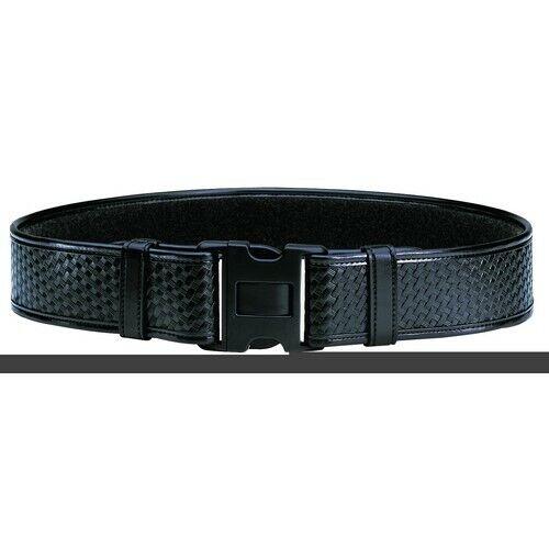 "Bianchi Medium 34""-40"" Waist Black 7950 Basketweave Accumold Elite Duty Belt"