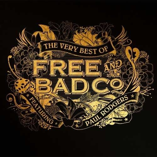 Very Best Of Free & Bad Company Feat. Paul Rodgers - Free & Bad C (2010, CD NEU)