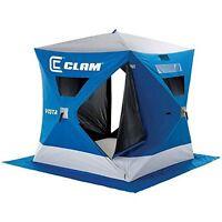 Clam Vista Ice Fishing Shelter