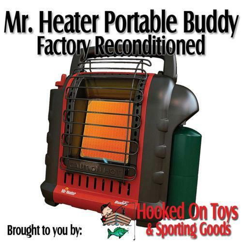 Mr Heater Buddy Ebay