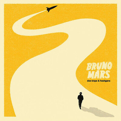 Bruno Mars   Doo Wops   Hooligans  New Cd  Bonus Tracks