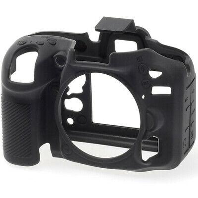 1 x easycover by Bilora case para Nikon d3200 negro Funda protectora de silicona nuevo