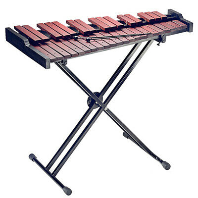 Stagg XYLO-SET 37 Xylophone W/ mallets, stand, and bag