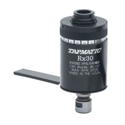 Rx30 Tapmatic Reversing Tapping Head - 33jt 13033
